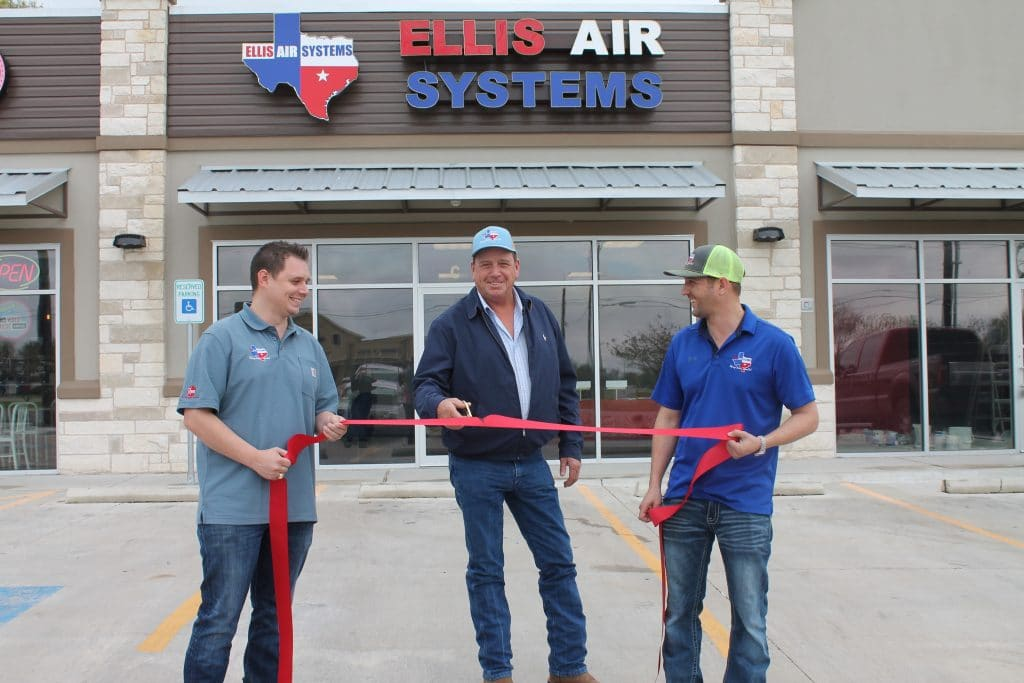 Ellis Air Systems Inc