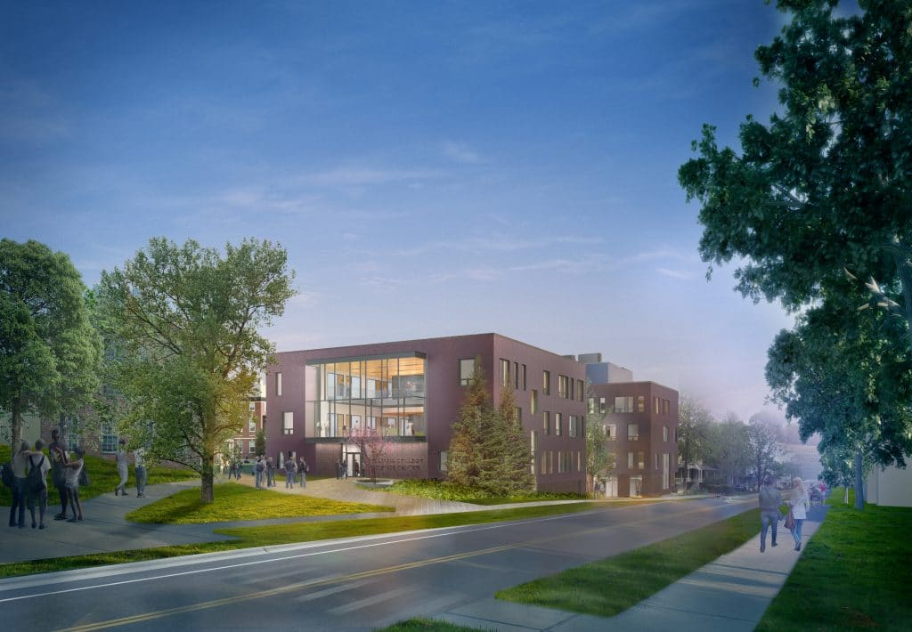 Williams College Science Center Renewal Project