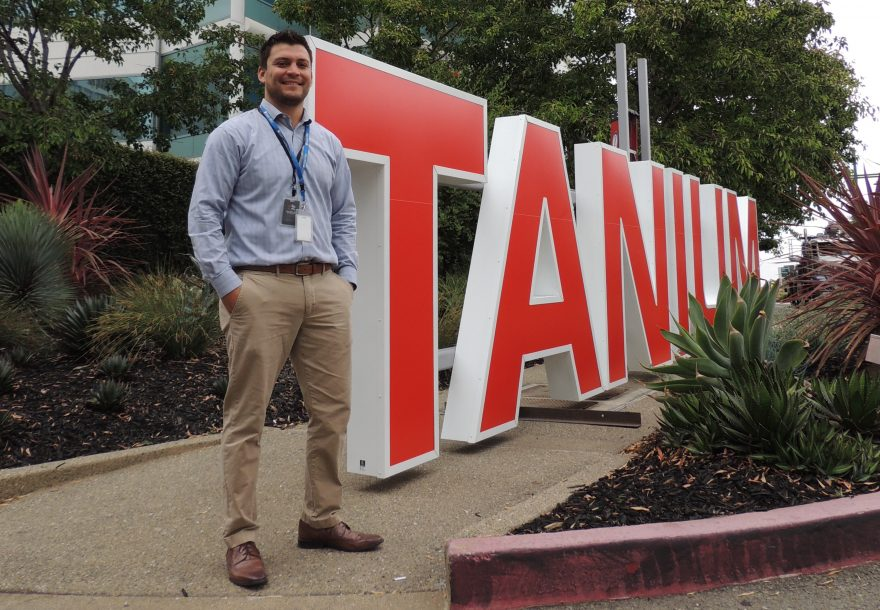 Joey Martinez – Tanium Blueprint Magazine