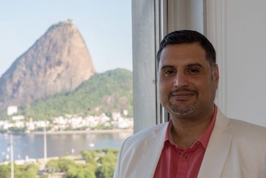 Gelson Da Silva II – Carta Blueprint Magazine