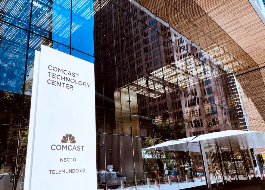Krista Sinker – Comcast Corporation Blueprint Magazine