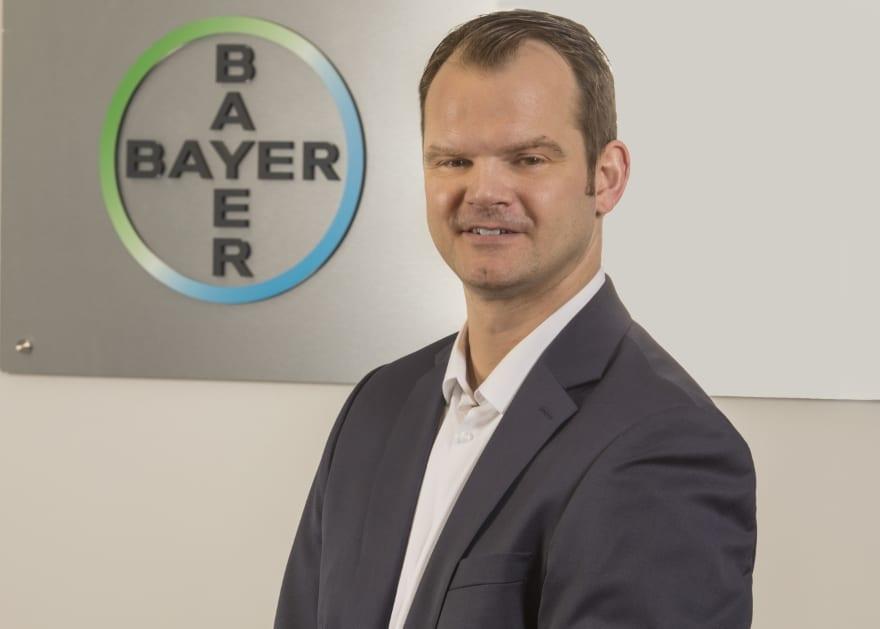 Matthias Muckle – Bayer Blueprint Magazine