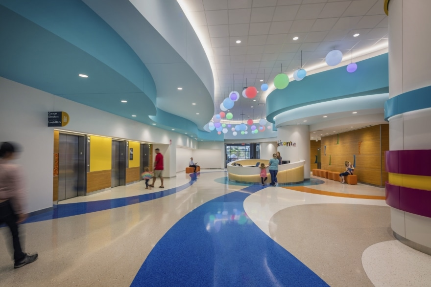 Jill Pearsall – Texas Children's Hospital Blueprint Magazine