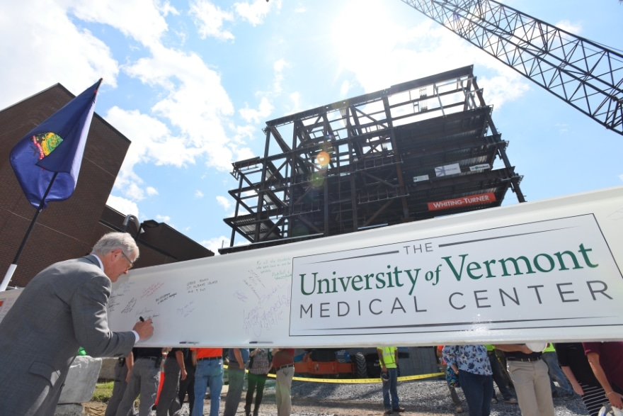 Dave Keelty – University of Vermont Medical Center