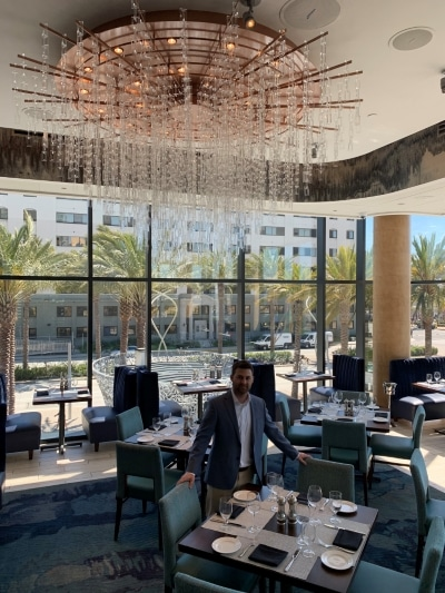 Brad Mignone – Del Frisco's Restaurant Group Blueprint Magazine