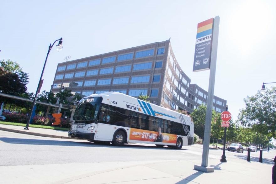 Remy Saintil – Metropolitan Atlanta Rapid Transit Authority (MARTA)
