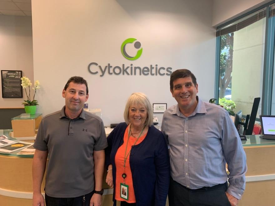 Chris Brey – Cytokinetics Blueprint Magazine