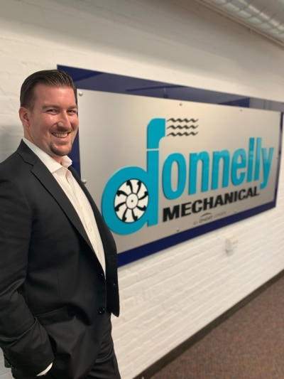 Tom Cahill – Donnelly Mechanical Blueprint Magazine