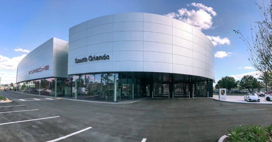 Nick Berndt - Porsche South Orlando