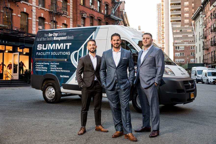 Michael Marrazzo – Summit Facility Solutions