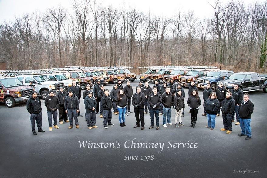 Chuck Hall – Winston's Chimney Service