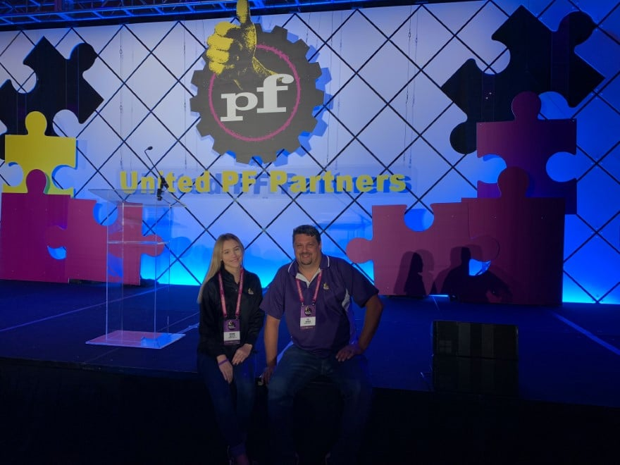 Ted Norman – United PF Partners, Planet Fitness