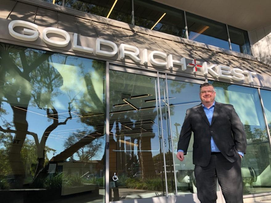 Chad Moulin - GK Management Co. Inc.
