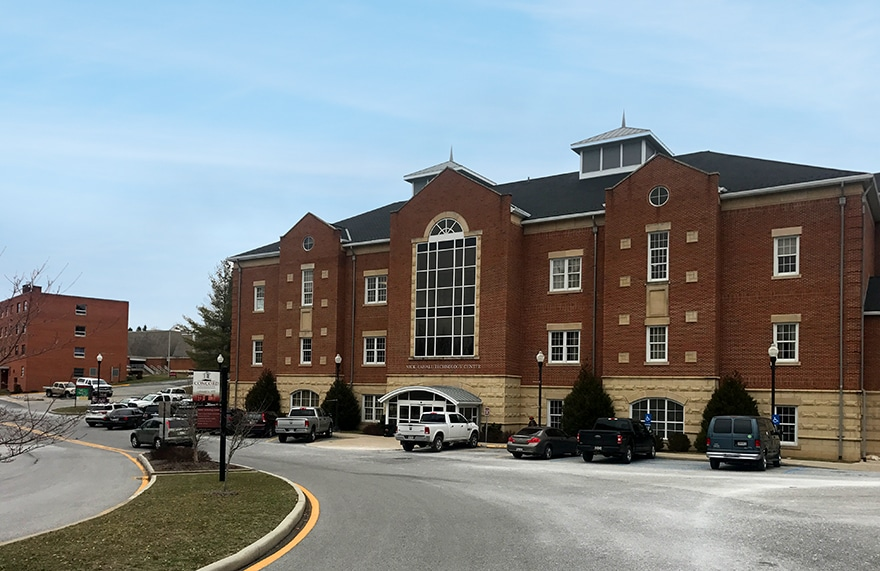 L. Gerry Von Ville – Concord University