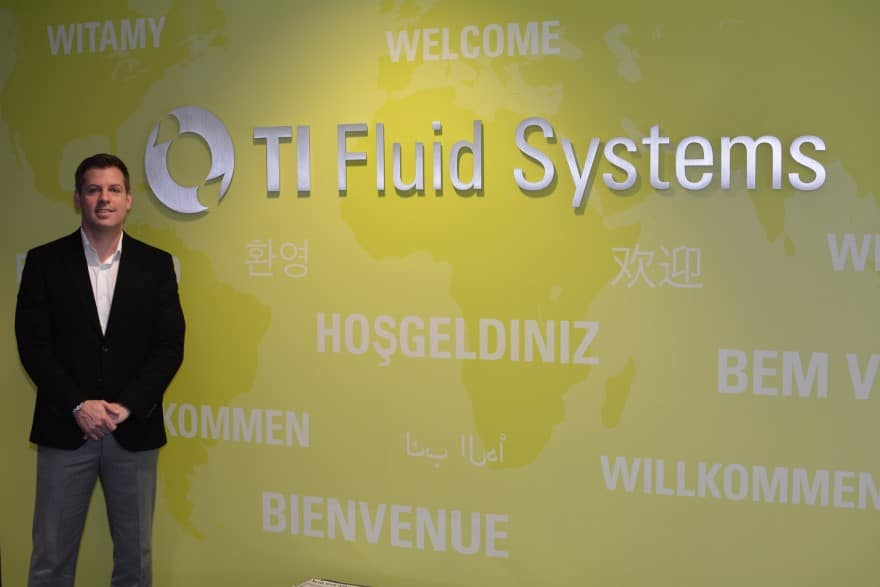 Matthew Johnston – TI Fluid Systems
