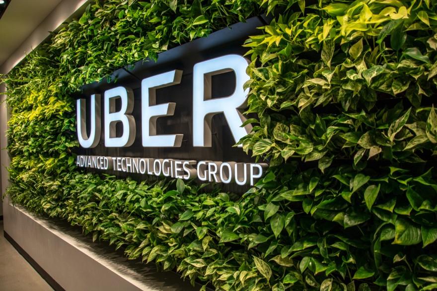 Aaron Doubt – Uber Advanced Technologies Group
