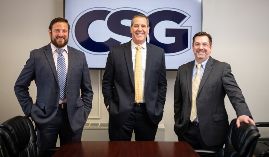 Jim Giuliano – Construction Solutions Group