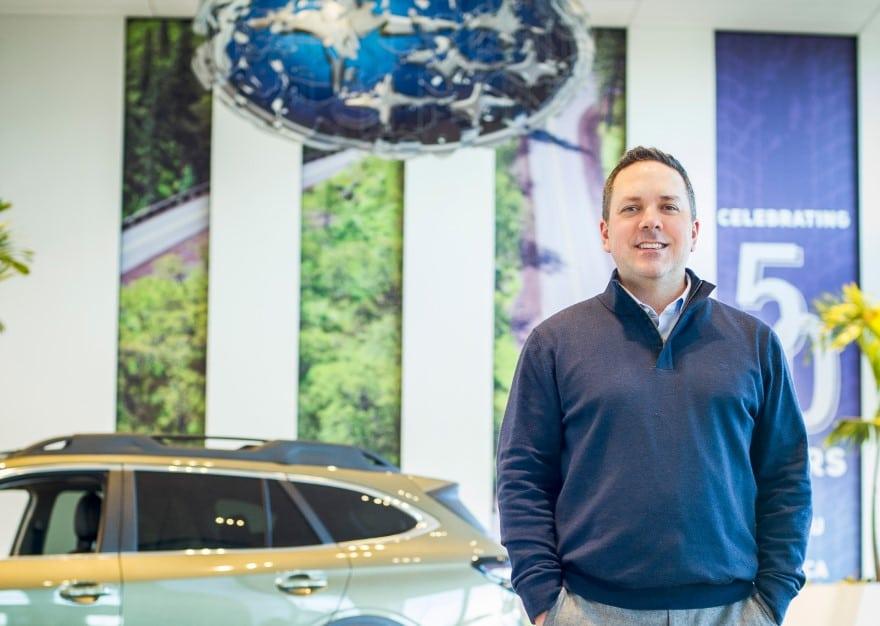 Keith Metzger – Subaru of America