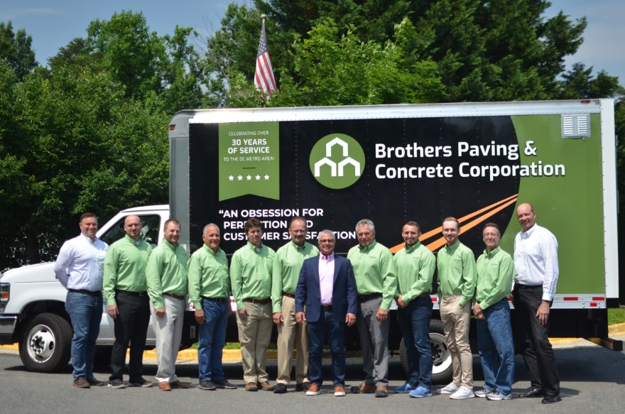 Paul Battista – Brothers Paving & Concrete Corporation