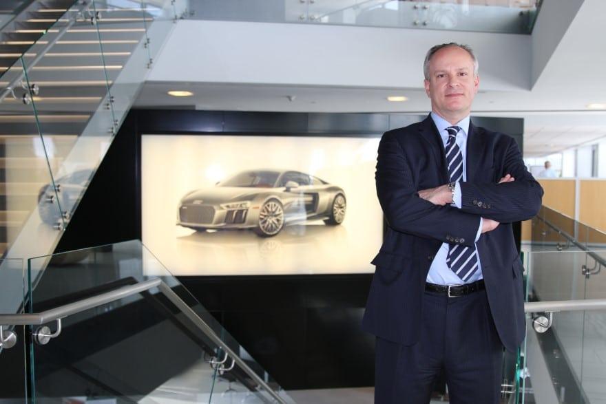 Christopher Hahn – Volkswagen Group of America Inc.