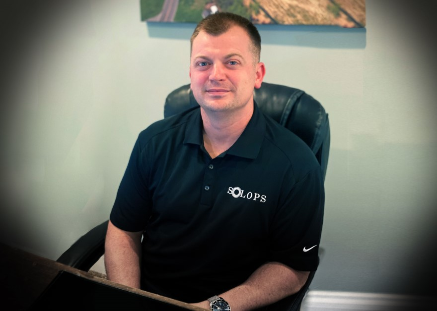 Matt West | Chief Operating Officer | Solops
