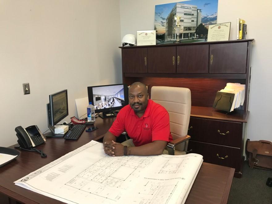 Shelton Anderson – Clark Atlanta University