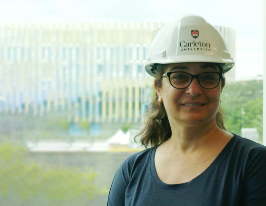 """Golchehr """"Goli"""" Monjazeb – Carleton University"""