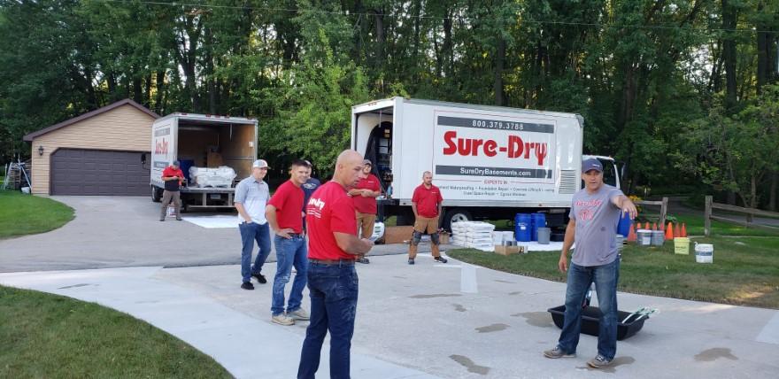 Jamie Budiac – Sure-Dry Basement Systems