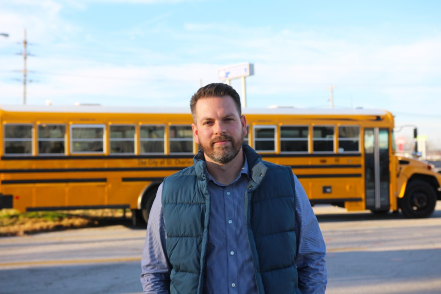 Josh Schaffer – City of Saint Charles School District
