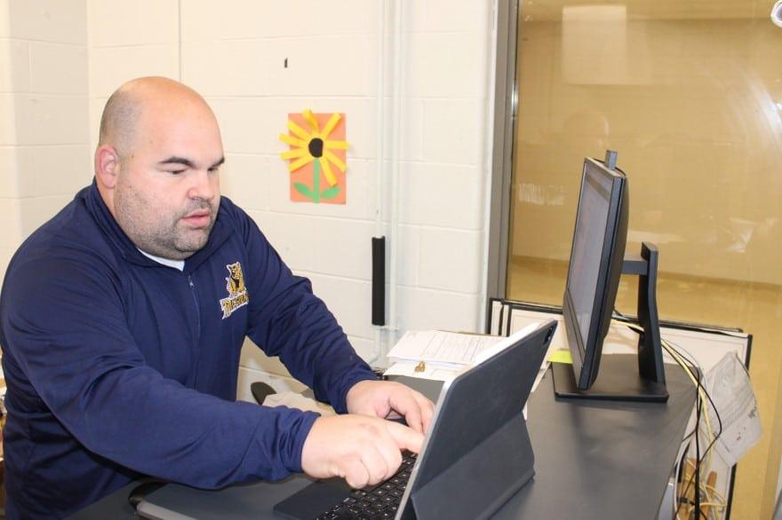 Harry Takesian – Tri-County Regional Vocational Technical High School