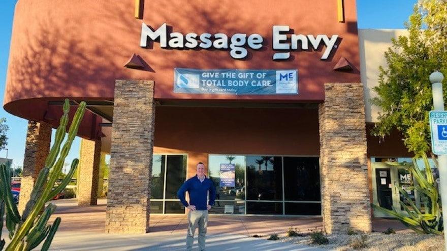 Phillip Jones – Massage Envy