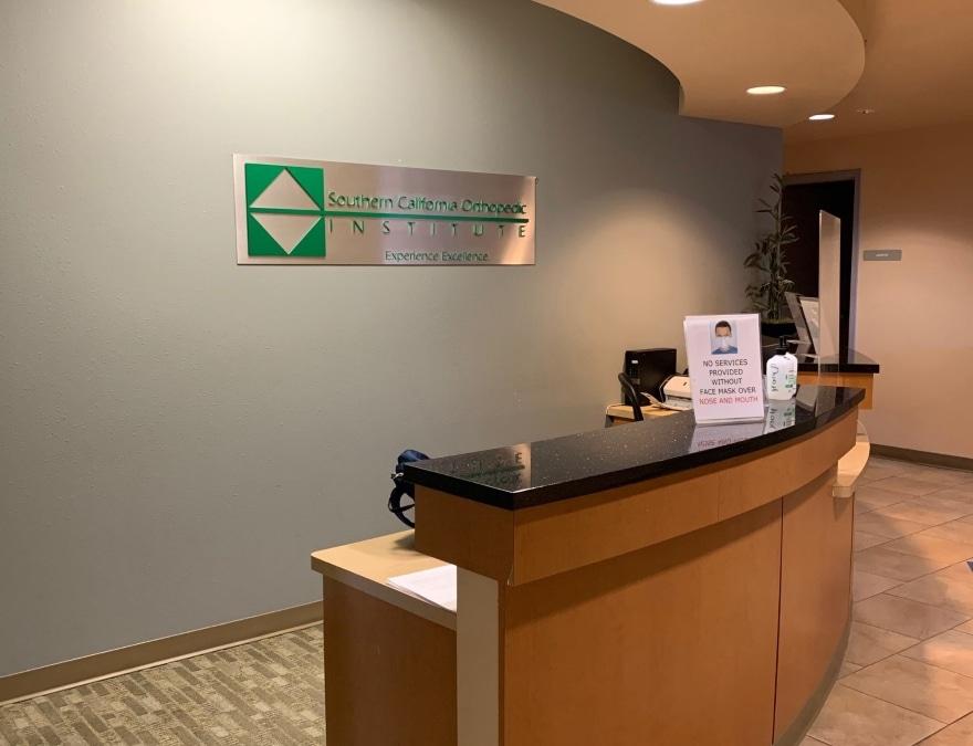 Ray Miranda – Southern California Orthopedic Institute