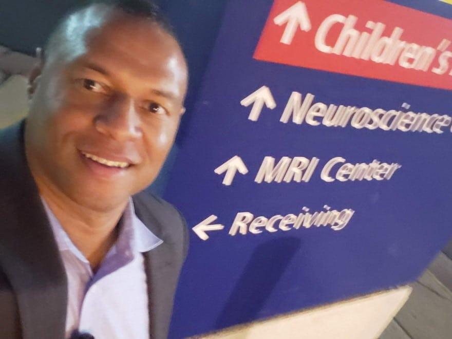 Paul Robinson – Crothall Healthcare/MedStar Southern Maryland Hospital Center
