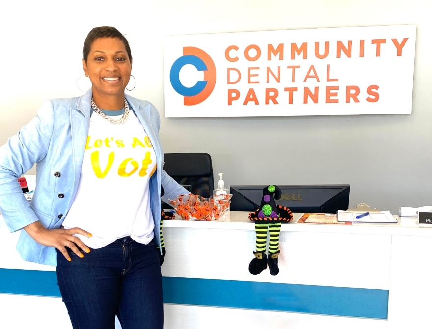 Andrea Grice - Community Dental Partners