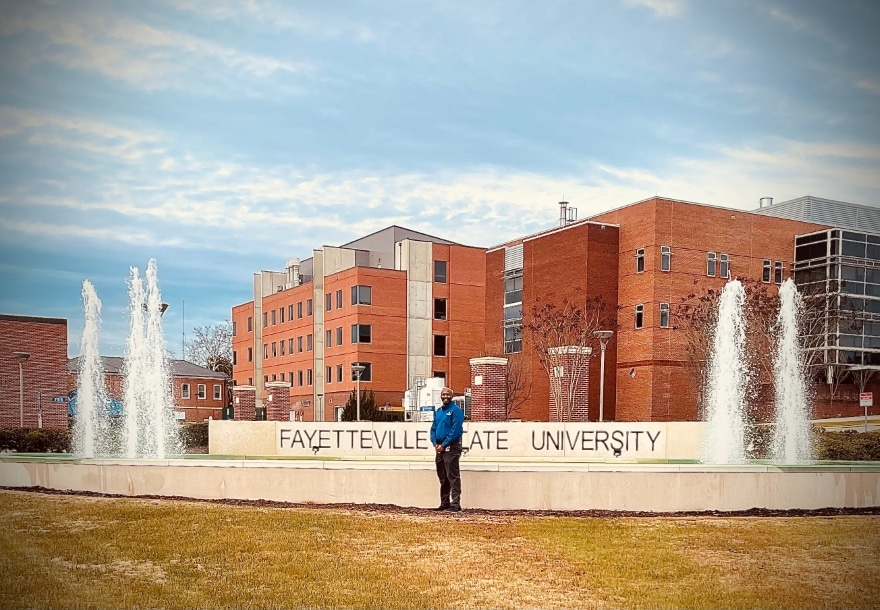 Tai Davis - Fayetteville State University