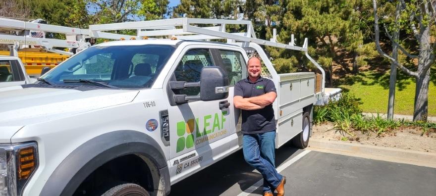 Brian Horton - Leaf Communications