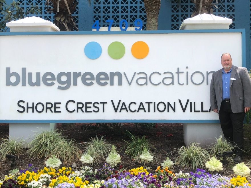 Chuck Griffith - Bluegreen Vacations
