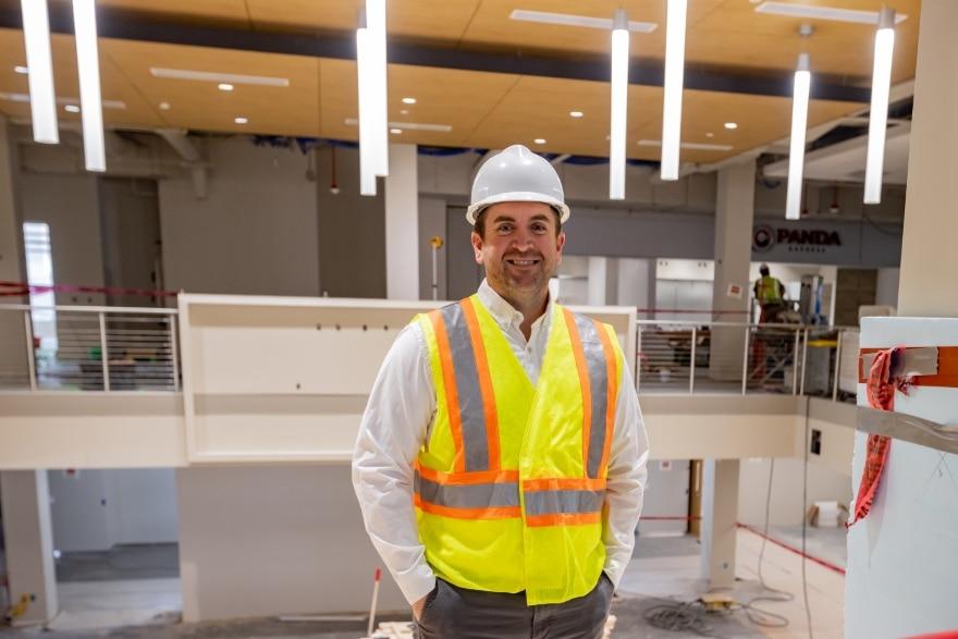 Brian Larson | Director, Construction Management | University of North Dakota