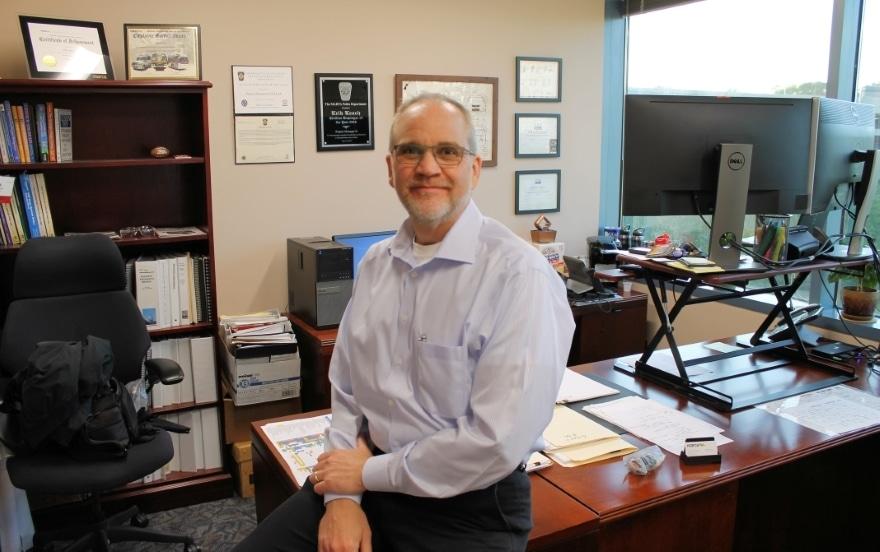 Erik Leach   Director Project Management and Construction   MARTA
