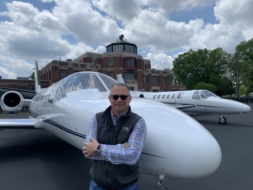 Brian Sinnwell | Vice President and Chief Planning Officer, Planning and Facilities | Louisville Regional Airport Authority