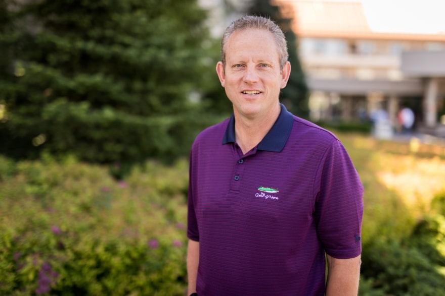 John Eloe   Director of Facilities   Coeur d'Alene Resort