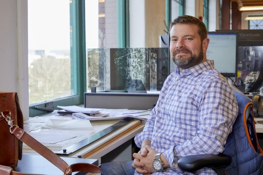 Mat Bergman | Senior Vice President and Director of Facilities | Heritage Bank