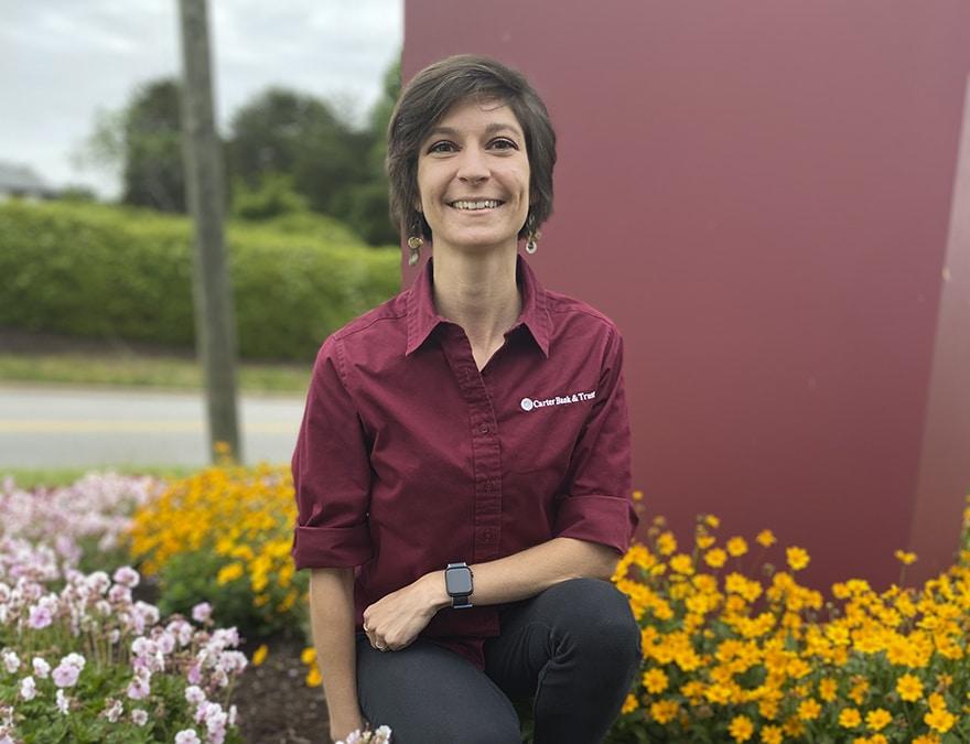 Olivia Karavatakis   Vice President, Facilities Director   Carter Bank & Trust