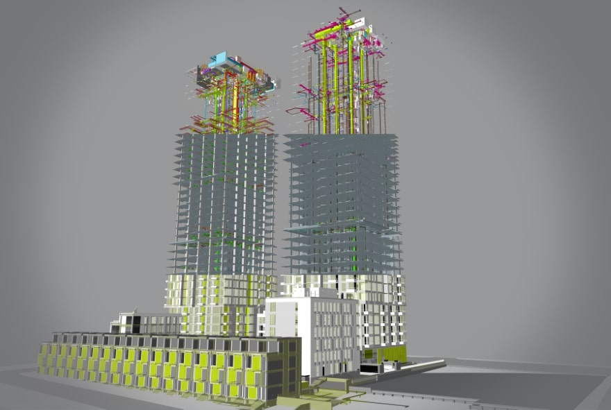 Federico Pensa | BIM-VDC Director | Magil Construction