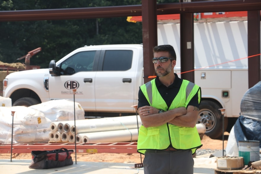 Christopher Wyckoff | Director of Facilities | Town of Mooresville, NC
